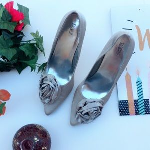 Gorgeous Valenti Franco Gray Heels